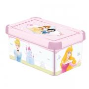 Ящик для хранения 6л Deco`s Princess