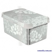 Ящик для хранения 6л Deco`s Romance