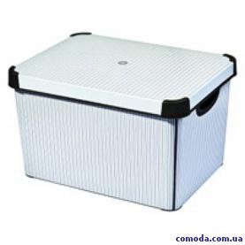 Ящик для хранения 6л Deco`s STOCKHOLM Classico купить по лучшей цене ... 683c010e0bb