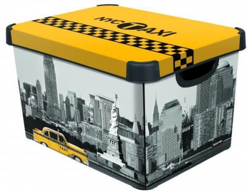 Ящик для хранения Deco`s  TAXI 71187
