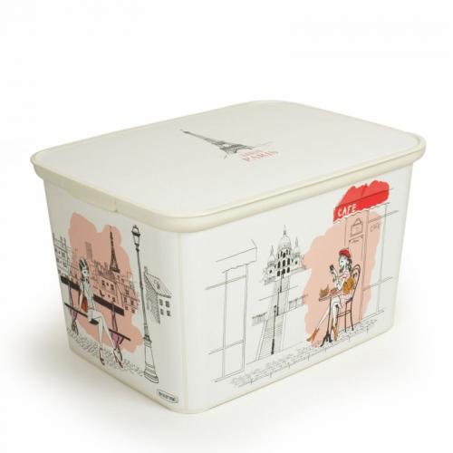 Ящик для хранения Deco`s Miss Paris