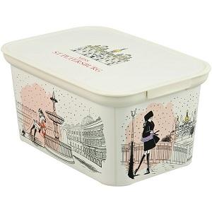 Ящик для хранения Decos Miss St.Petersburg S