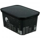 Ящик для хранения Decos SKYLINE Amsterdam Curver 9077