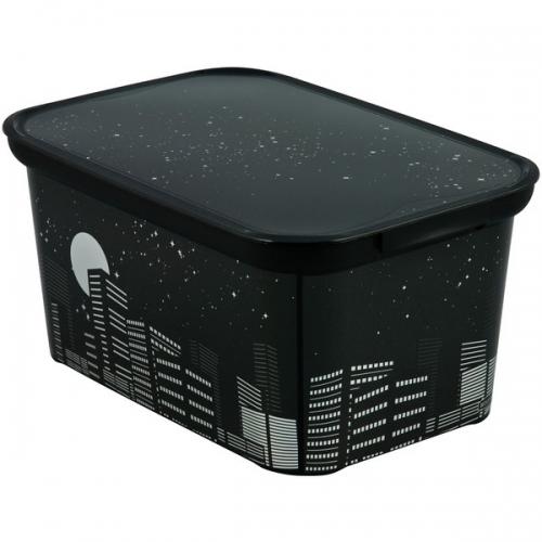 Ящик для хранения Decos SKYLINE Amsterdam Curver