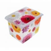 Ящик для хранения Pink Flowers 20.5л