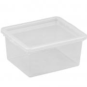 Ящик для хранения с крышкой 2л BASIC