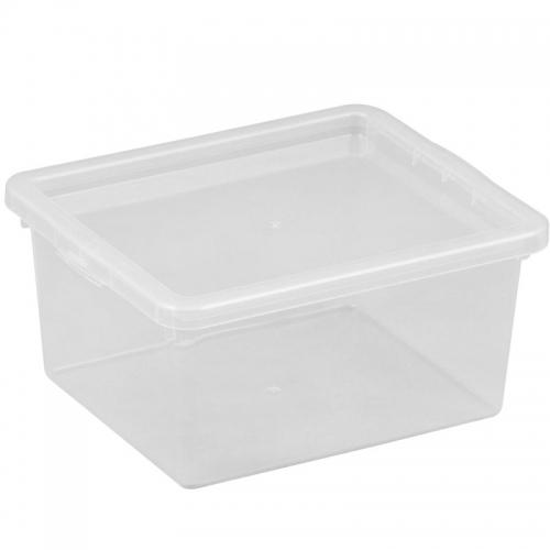 Ящик для хранения с крышкой 2л BASIC 2292