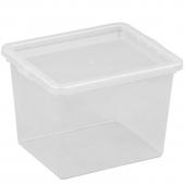 Ящик для хранения с крышкой 3л BASIC 2293