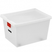 Ящик для хранения с крышкой TagStore 12л 2394