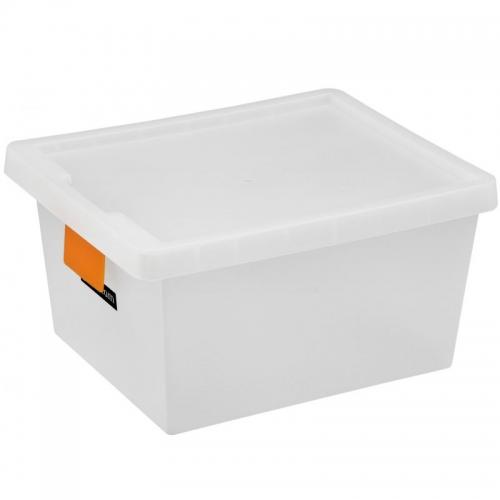 Ящик для хранения с крышкой TagStore 21л 2395