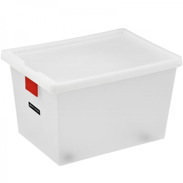 Ящик для хранения с крышкой TagStore 50л купить по лучшей цене в ... 54a5baddf80