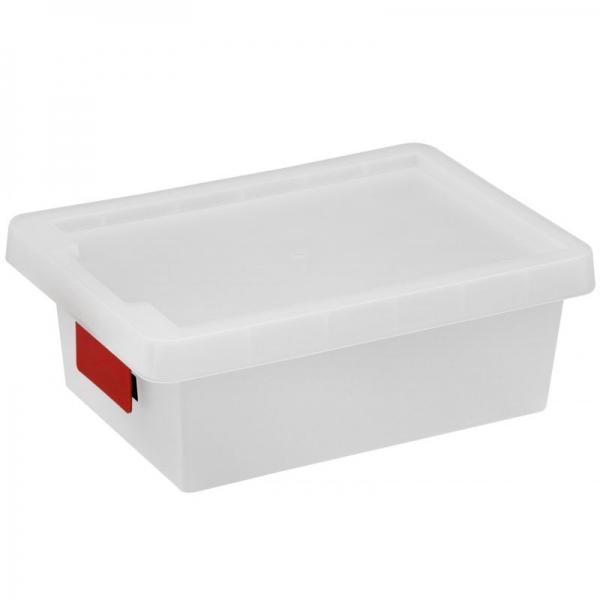 Ящик для хранения с крышкой TagStore 8л купить по лучшей цене в ... c030880eac9