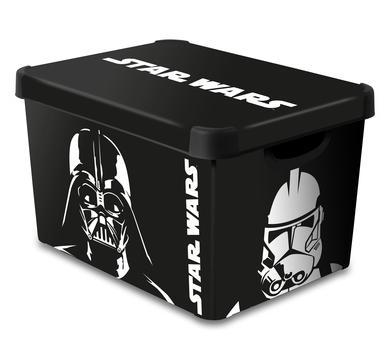 Ящик для зберігання 23л Deco`s Star Wars 7357
