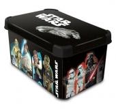 Ящик для зберігання 6л Deco`s Star Wars 03565