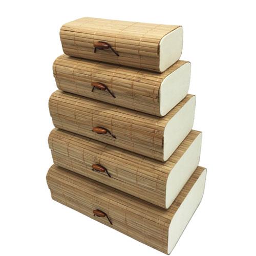 "Ящик бамбуковый ""Натур"""
