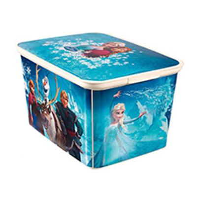 Ящик для хранения 23л Deco`s STOCKHOLM Fantasia (FROZEN)