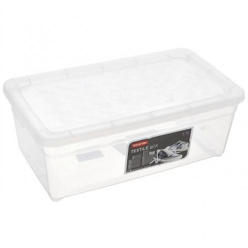 Ящик для хранения 5,7л TEXTILE BOX 3003