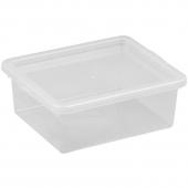 Ящик для хранения с крышкой 1.5л BASIC