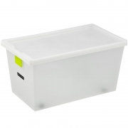 Ящик для хранения с крышкой Tag Store70л