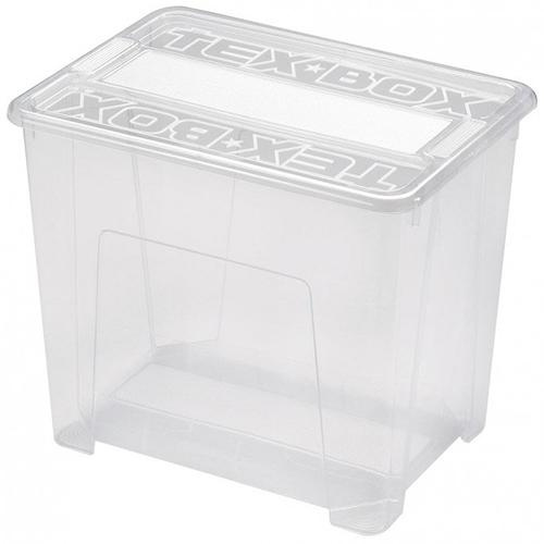 Ящик для хранения Tex-Box прозрачный 87л
