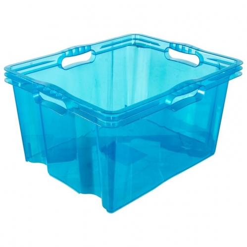 Ящик Multi-box XL прозрачный 24л