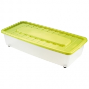 Ящик пластиковый под кровать Boxmania 35л