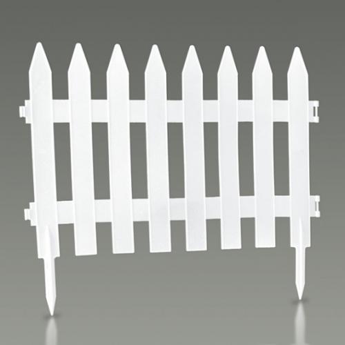 Заборчик садовый
